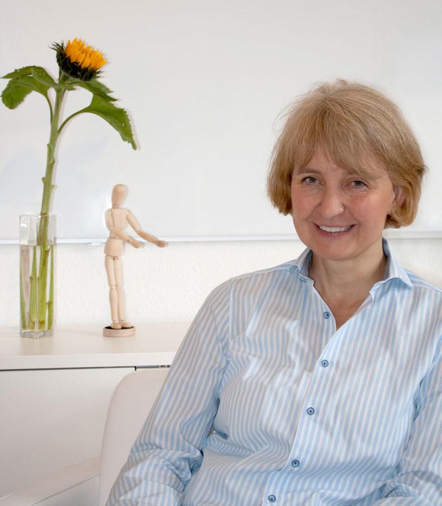 Dr. phil. Monika Bourmer Oldenburg LifeChanges Praxis für lösungsorientierte Beratung